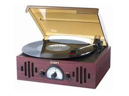 Купить Виниловый <b>проигрыватель ION Audio Trio</b> LP недорого в ...