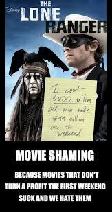 Lone Ranger Shaming | Dogshaming | Know Your Meme via Relatably.com
