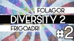 Frigoadri diversity 2