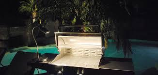 gallery outdoor kitchen lighting: outdoor kitchen lighting bq  wb ss  outdoor kitchen lighting