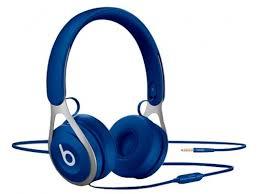 Купить <b>наушники Beats EP</b> 1.6м синие проводные (оголовье) по ...