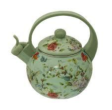 <b>Чайник эмалированный</b> Kelli KL-4457 со свистком <b>2.5л</b>