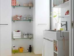hgtv small white bathroom floating shelves  small bathroom small bathroom storage ideas inmyinterior within the s