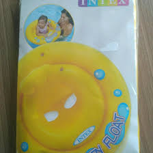 Новый <b>круг</b> (до 15кг) <b>My</b> baby float. Фирма: <b>INTEX</b> – купить в ...