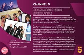 viacom talent on new job passionate creative and viacom talent on new job passionate creative and dedicated ready to join channel5 for our next exciting chapter t co s7qydnlgmz