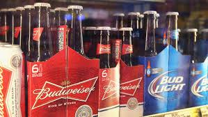 Budweiser, Coors Light, Bud Light top list of <b>best</b>-<b>selling</b> beers in ...