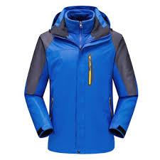 <b>mens thick</b> fleece <b>winter</b> outdoor water repellent <b>jacket casual</b> stand ...