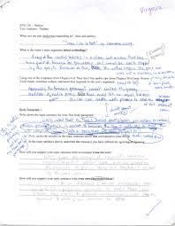 text analysis response english 101 portfolio file