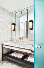 washstand bathroom pine: modern traditional bathroommodern bronze quotwash standquot with marble top