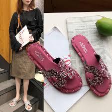 [<b>New</b>] Women's Casual <b>Sandals</b> Beach <b>Slippers Comfortable</b> Flat ...