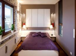 Small Narrow Bedroom Large Wall Mirror Ideas Decorating Ideas For Small Bedrooms Modern