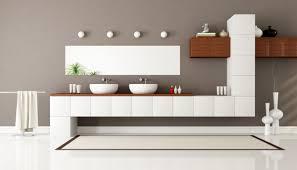 Vanities For Bathrooms Bathroom Modern Double Bathroom Vanities With Floating Walnut