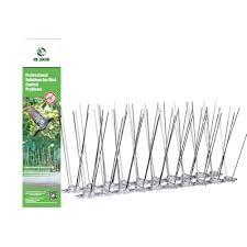 Stainless Steel <b>Bird Repellent</b> Spikes Anti Pigeon Nail Bird ...