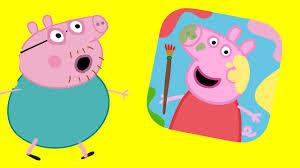 Мультик <b>СВИНКА ПЕППА Peppa</b> Pig новые серии <b>Раскраска</b> ...