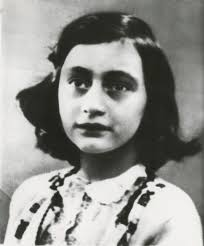 It is not just items of local or national importance; but also material of international significance. June 12 is celebrated as Anne Frank Day. - annefrank_at12