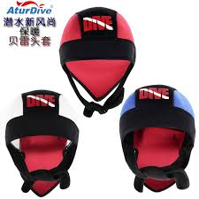 Diving diving swimming cap scarf Beret new warm personality diving ...