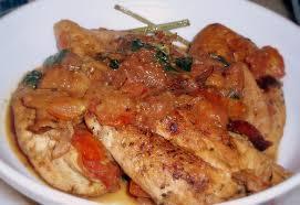 لرجيم سريع طريقة عمل طبق صدورالدجاج السريع