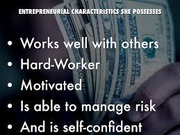 arlene dickinson by nick thompson entrepreneurial characteristics she possesses