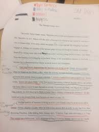 th grade english after completing this activity many students realized that they were lacking analysis