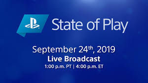 Today: State of Play Airs Live at 1pm Pacific – PlayStation.Blog