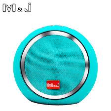 M&J <b>MK101</b> Portable Mini Bluetooth <b>Speaker</b> Wireless Music <b>Sound</b> ...
