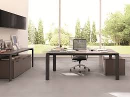 home officemarvelous small room study desk with black modern office chair design also brown alluring gray office desk