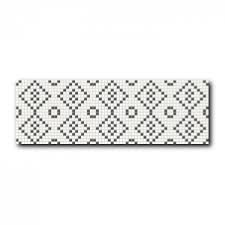 <b>Декор MEI Pret</b> a <b>Porter</b> black&white mosaic (PRP-WIU441 ...