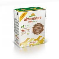 <b>Almo nature</b> 375гр <b>Daily</b> menu adult Tetrapak chicken beef ...