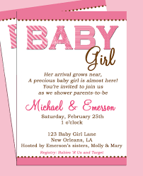 girl baby shower invitation wording com girl baby shower invitation wording as delightful baby shower invitation template designs for you 211020161