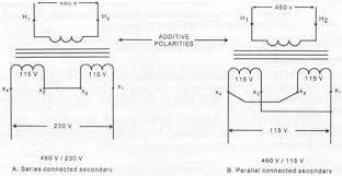 electrical wiring diagrams  transformer wiring diagrams single        electrical wiring diagrams  additive polarities transformer wiring diagrams single phase  v  transformer wiring diagrams