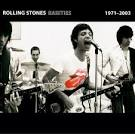 Rarities 1971-2003 album by The Rolling Stones