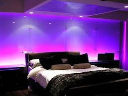 baffling design ideas of modern bed lighting home