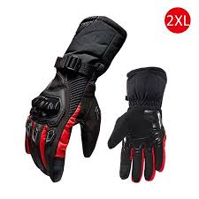 AIHOME Winter <b>Motorcycle</b> Gloves Waterproof And Warm <b>Four</b> ...