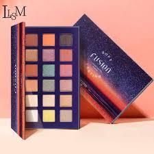 <b>LISM 2019 New</b> Arrival 12 Colors Single Eye Shadow Palette ...