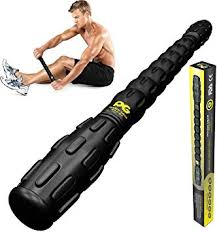 muscle massage roller stick trigger point massager myofascial release roll yoga accessories fitness equipment gym tools