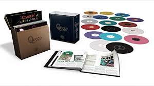 <b>Queen's Studio Collection</b> 18LP coloured vinyl mega-box returns ...
