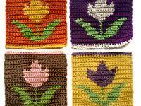 500+ Tapestry crochet <b>flowers</b> ideas in 2020   tapestry crochet, cross ...