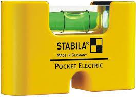 <b>Уровень STABILA</b> тип <b>Pocket Electric</b> 17775 - цена, отзывы ...