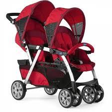 Детская прогулочная <b>коляска для двойни Chicco</b> Together Twin в ...