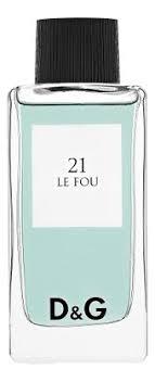 Dolce Gabbana (D&G) 21 Le Fou: туалетная вода 100мл тестер ...