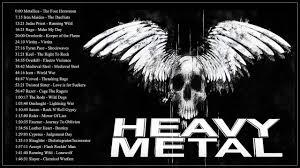 Iron Maiden, ,Metallica, Helloween, Black Sabbath - <b>Heavy Metal</b> ...