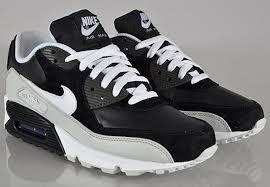 black and grey nike air max 90 black grey nike air