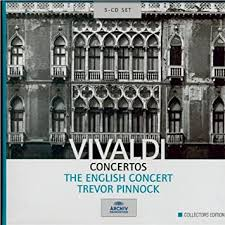 <b>Vivaldi</b>: Concertos /Pinnock by Antonio <b>Vivaldi</b>, <b>Trevor Pinnock</b> ...