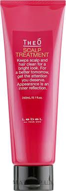 Lebel TheO Scalp Treatment - <b>Крем</b>-<b>уход для кожи головы</b>: купить ...