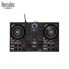 <b>DJ контроллер Hercules</b> DJ Control Inpulse 200, купить по цене ...