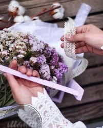 Сиреневые <b>сухоцветы</b>