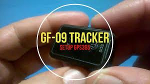 <b>GF 09 Mini GPS Tracker</b> APP Control Setup - YouTube