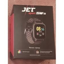 Смарт <b>часы Jet sport</b> sw 5   Отзывы покупателей