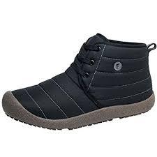 The <b>Plus</b>-<b>Velvet Warm</b> Waterproof Bright Snow Cotton Boots of The ...