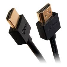 Quest <b>HDMI Ultra</b>-<b>Slim</b>, <b>Flexible</b>, <b>High Speed</b> Cables w/ Ethernet (3 ...